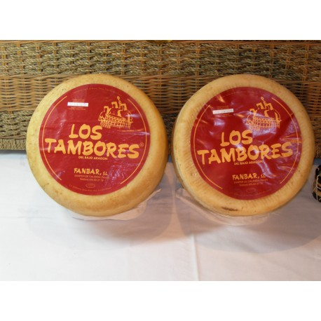 Formatge LOS TAMBORES