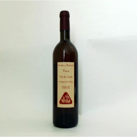 Vino TECA Fandos y Barriuso 6 botellas
