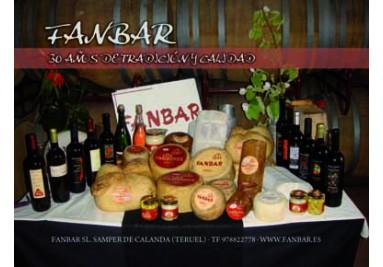 Quesos y vinos Fanbar