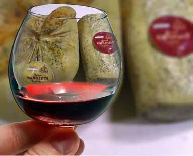 Fromage et du vin Fanbar